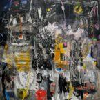 Erótico a s tela 150x150cm