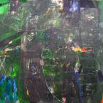 Matto Grosso a s tela 150x150cm